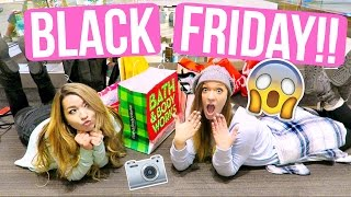 Download BLACK FRIDAY SHOPPING VLOG!!! Alisha Marie Video