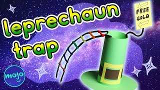 Download How to Make a St. Patrick's Day Leprechaun Trap - Crafty Cloud Video