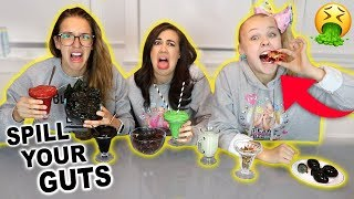 Download SPILL YOUR GUTS OR FILL YOUR GUTS WITH COLLEEN AND RACHEL!! Video