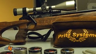 Download Steyr Sport Hunting 5 automatic air rifle at IWA 2014 Video