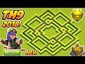 Download BEST TOWN HALL 9 (TH9) FARMING BASE 2018 With REPLAYS! | TH9 FARMING BASE 2018! | CLASH OF CLANS Video