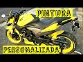Download Pintura personalizada Cb 300 Video