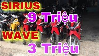 Download Wave 3 Triệu, Sirius 9 Triệu - Cửa Hàng Anh Khoa Tây Ninh Video