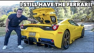 Download SO I STILL OWN MY FERRARI 458 SPECIALE APERTA... Video