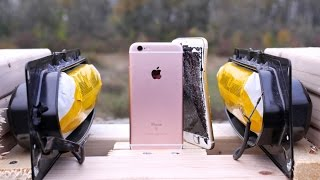 Download Airbag vs iPhone 6S Test - Don't Put Your iPhone on an Airbag! Video