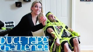 Download DUCT TAPE CHALLENGE PRANK Video