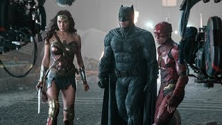 Download Justice League ALL MOVIE CLIPS + B-Roll, Bloopers & Trailers Video