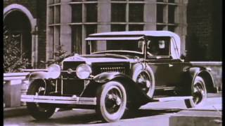 Download Changing Architecture of the Motor Car - the History Video