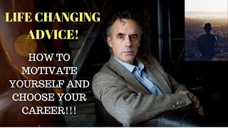 Download Jordan Peterson - How to Motivate Yourself and Choose the Best Career that Will Change Your Life Video