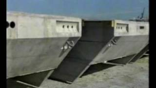 Download SF Marina - Concrete Floating Pontoons and Breakwaters Video