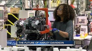 Download Harley Betrays Workers, Sends Jobs To Thailand After Getting Massive Tax Cuts Video