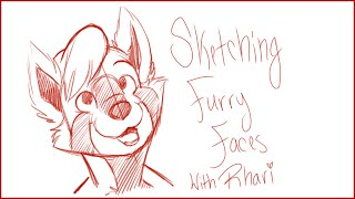 Download Tutorial Tuesday: Sketching Furry Faces Video