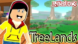 Download Roblox TreeLands Tycoon - New Resident in Town - Dollastic Plays! - Roblox Minigame Video