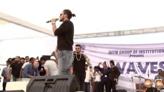 Download Live Performance of Raftaar @ GITM, Gurgaon Video