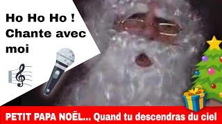 Download Le Père Noël chante Petit Papa Noël Video