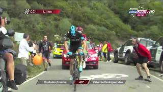 Download Vuelta 2014 - stage 16 : Contador's win & Froome's attack Video