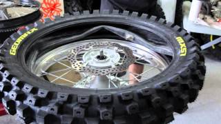 Download How To Change A Motorcycle Tire Video