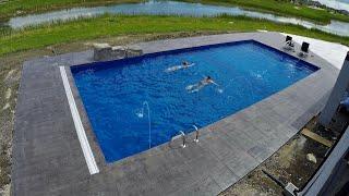 Download MASSIVE Pool Construction Timelapse Video