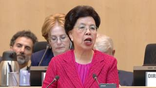 Download WHO: Dr Margaret Chan, address to the Seventieth World Health Assembly Video