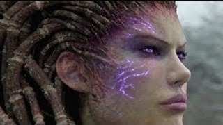 Download ★ Starcraft 2 - Heart of the Swarm - The Movie Extended Cut - ALL HD Cinematics & MORE! Video