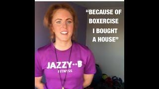 Download Boxercise testimonial Video