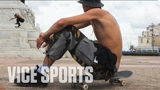 Download Exploring Cuba's Skate Culture with Ishod Wair, Andrew Reynolds and Lucien Clarke (Part 2) Video