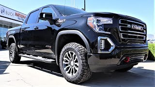 Download 2019 GMC Sierra 1500 AT4: Is the AT4 a Dressed Up Trail Boss??? Video