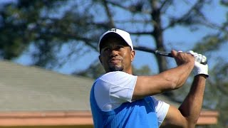 Download Every shot Tiger Woods hit in Round 1 at Farmers Video