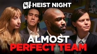 Download The Almost Perfect Team (Heist Night 1/5) Video