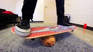 Download BEST BALANCE BOARD EVER?! Video