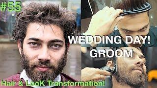 Download Hair Tutorial | Hair Transformation 2018 (Fun ✰) Groom Day | Best Barber 2018 USA/UAE Video