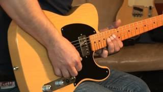 Download Fender '52 Vintage Telecaster Telebration Hot Rod Video