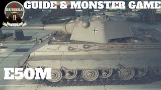 Download E50M Guide & Review World of Tanks Blitz Video