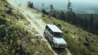 Download The New Mercedes-Benz G-Class Off-Roader - Mercedes-Benz Singapore Video