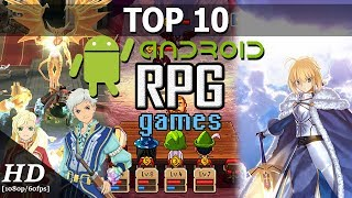 Download Top 10 RPG Games for Android 2017 [1080p/60fps] Video