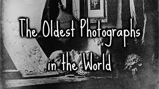 Download The Oldest Photographs in the World Video