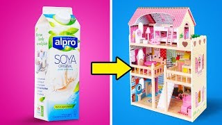 Download 27 COOL DIY BARBIE FURNITURE IDEAS Video