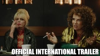 Download ABSOLUTELY FABULOUS THE MOVIE: Official HD Trailer (2016) Video