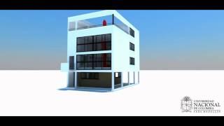 Download Animación Casa Citroen - Lecorbusier.mpg Video