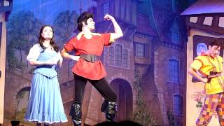 Download Belle Runs Into Gaston/Inflatable Ring Scene - JEDWARD In Beauty And The Beast 22/12/13 Video