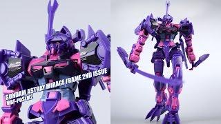 Download 【评头论足】骨骼惊奇能变形!BANDAI万代 再版 TV 幻象/幻惑异端 二期型 高达模型 Gundam Astray Mirage Frame 2nd Issue GUNPLA REVIEW Video