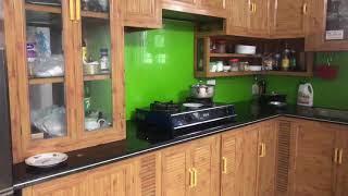 Download Tủ bếp nhôm màu vân gỗ || Mr Dũng 0986.144.999 nhomxingfamienbac/san-pham... Video