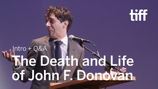 Download THE DEATH AND LIFE OF JOHN F. DONOVAN Cast and Crew Q&A | TIFF 2018 Video