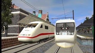 Download High Speed Rail Comes to America Video