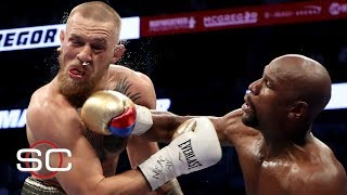 Download Mayweather defeats McGregor by 10th-round TKO | SportsCenter | ESPN Video