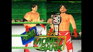 Download AJ STYLES CASHES MITB AND WINS THE WWE CHAMPIONSHIP - WRESTLING REVOLUTION 3D Video