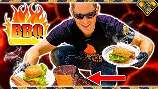 Download Can Thermite Cook A Hamburger? Video