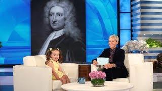Download Kid Genius Brielle Shares Her Scientific Discoveries Video