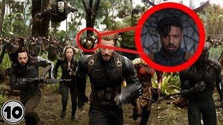 Download Top 10 Easter Eggs You Missed In The Avengers Infinity War Video