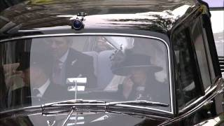 Download Catherine Middleton leaving Goring Hotel Video